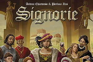 Signorie - Whats Your Game